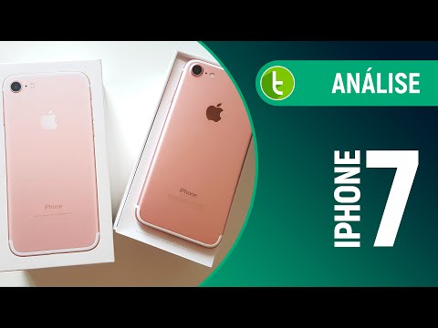 Análise iPhone 7  Review do TudoCelular