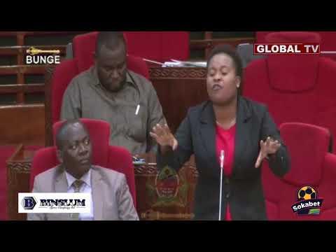 Bombadier Mpya Yatikisa Bunge, Povu la Mbunge Laacha Watu Hoi