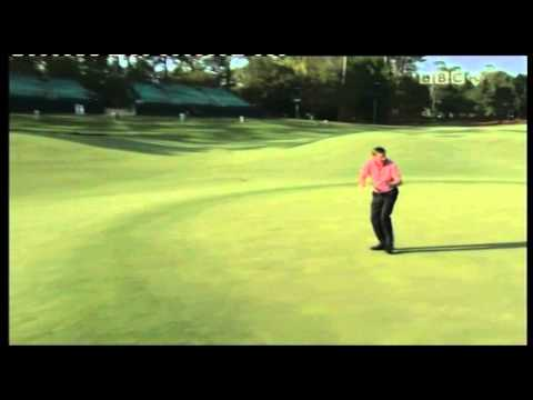 Larry Mize and the 11th Hole at Augusta