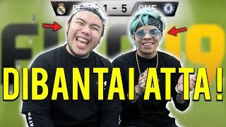 Video DIGREBEK ATTA HALILINTAR DISURUH PUSH UP!?!? #PROSDUEL - FIFA 19 INDONESIA MP3, 3GP, MP4, WEBM, AVI, FLV Desember 2018