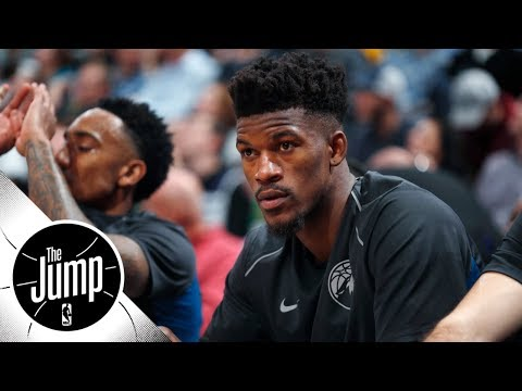 Jimmy Butler would be fine if Timberwolves paid him - Stan Van Gundy | The Jump