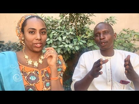 Learn HAUSA with me - Greetings & Etiquette (part 1)