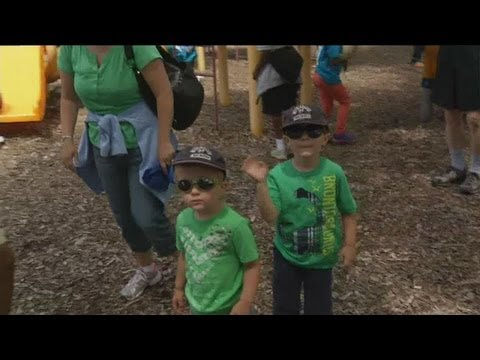 TODAY'S TMJ4 Children's Fest Day brightens Summerfest