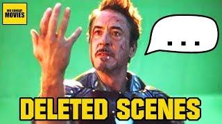 Avengers Endgame - Deleted Scenes & Changes