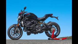 4. The 2018 Ducati All New Monster 1200 R SuperBike