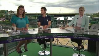 Wimbledon 2015 – Day 9