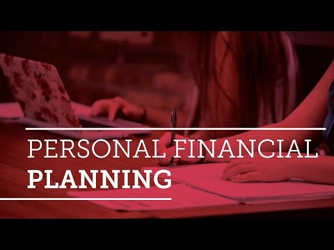 Personal Financial Planning in Turbulent Economic Times