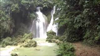 Kabankalan Philippines  city pictures gallery : Mag-aso water falls, Kabankalan, Negros Occidental, Philippines