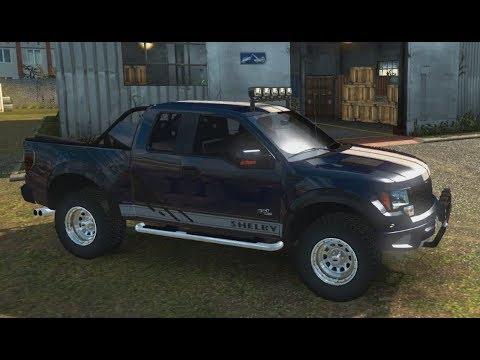 Ford F-150 SVT Raptor v2.3 + MiniTrailer