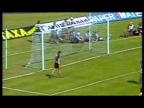 espana '82: prima fase, gruppo 1 italia - perù 1-1!