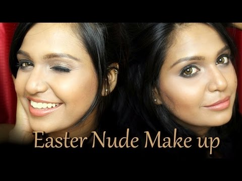Easter | Everyday Nude Make Up Tutorial