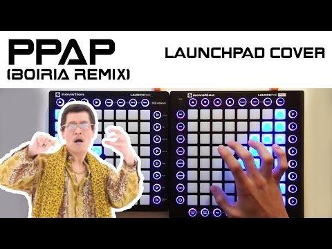 ppap pen pineapple apple pen launchpad remix mp3 mp4 full hd hq