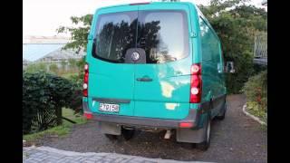4. Volkswagen Crafter 2008