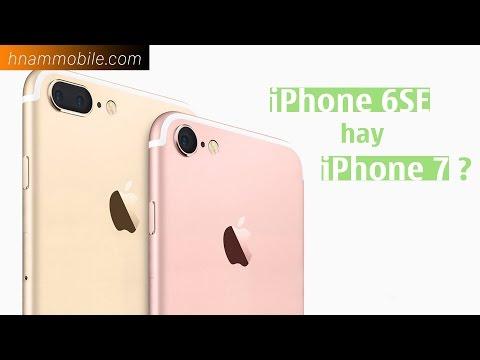 iPhone 6SE hay iPhone 7: Theo bạn nghĩ iPhone sẽ có tên nào?