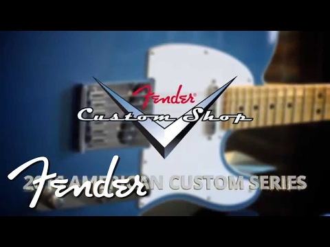 2015 Fender Custom Shop American Custom Series | Fender