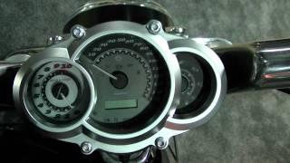 8. 2012 Harley Davidson V-Rod Muscle Motorcycle