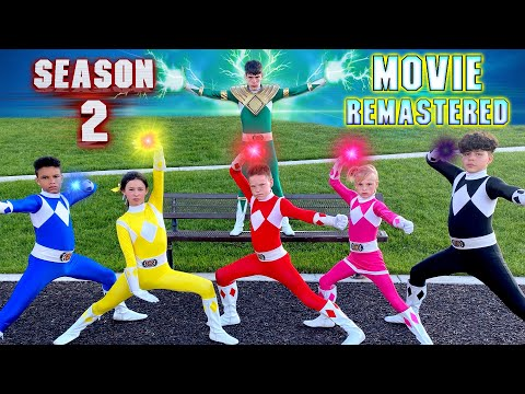 Power Rangers Ninja Z Movie 2 Remastered!