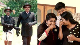 Video #ThatteemMutteem   Ep 304 - CIDs Arjunan & Kamalasanan!   Mazhavil Manorama MP3, 3GP, MP4, WEBM, AVI, FLV Oktober 2018