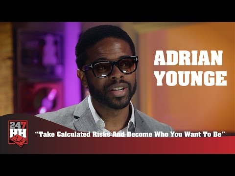 Adrian Younge - Take Calculated Risks And Become Who You Want To Be (247HH Exclusive)