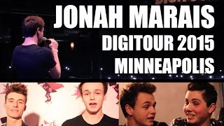 JONAH MARAIS AT DIGITOUR ft. WEEKLY CHRIS & SAM POTTORFF