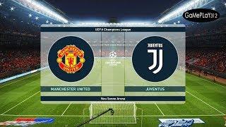 Video PES 2019 - MANCHESTER UNITED vs JUVENTUS - UEFA Champions League [UCL] - Gameplay PC MP3, 3GP, MP4, WEBM, AVI, FLV Februari 2019