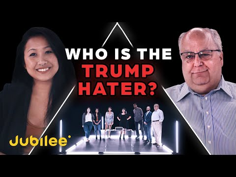 6 Trump Supporters vs 1 Secret Hater | Odd Man Out