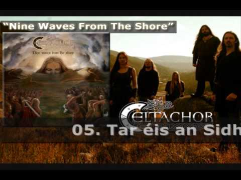 CELTACHOR - Nine Waves From The Shore (2012)