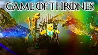 Minecraft | GAME OF THRONES MOD Showcase! (Game of Thrones, Westeros Dimension, White Walker)