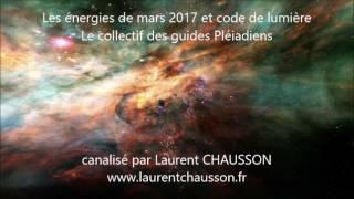 Les énergies de mars 2017 et code de lumière Les Pléiadiens