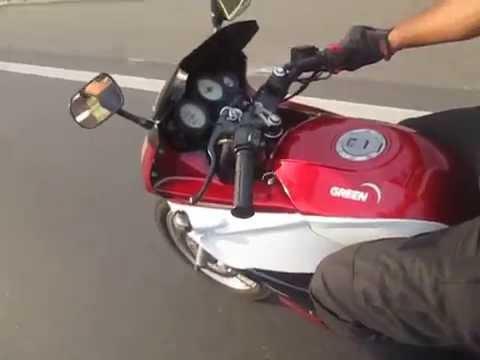 green sport 150cc -  Passeio Rodovia Fernão Dias