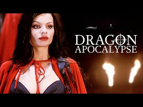 USA/Kanada: Dragon Apocalypse (213, Endzeit-Thriller, ...