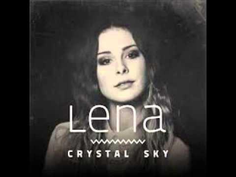 Tekst piosenki Lena Meyer-Landrut - Crystal Sky po polsku