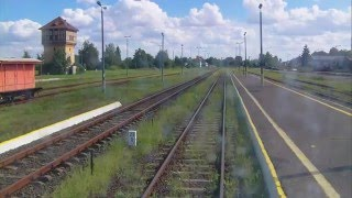 "Train Operator""s Point of View with Sound."