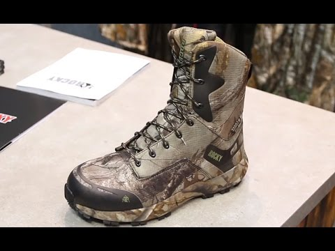 New: Rocky Hunting Boots And Apparel (2015)