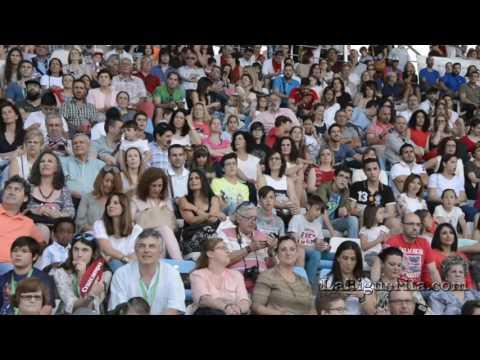 Inauguración de los VI juegos europeos de Policías y Bomberos 2016