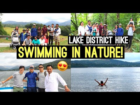 (Lake District Hiking || Swimming in Nature || Ferry Ride || What A View?!!! Camping - Day 2 - Duration: 23 minutes.)