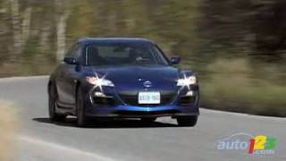 2009 Mazda RX-8 R3 Review By Auto123.com