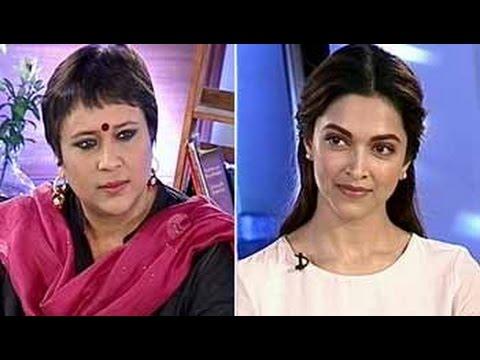 Deepika Padukone Talking About Depression