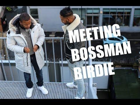 CLOTHING TALK WITH BOSSMAN BIRDIE @TheHoxtonTrend @BossmanBirdie
