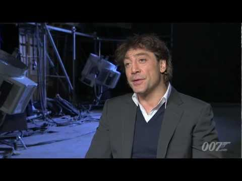 James Bond 007 - Exclusive SKYFALL on-set interviews