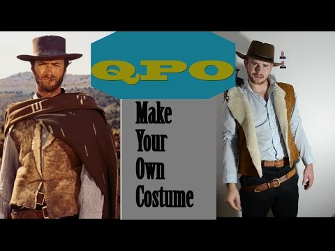 DIY Costume: The Man With No Name