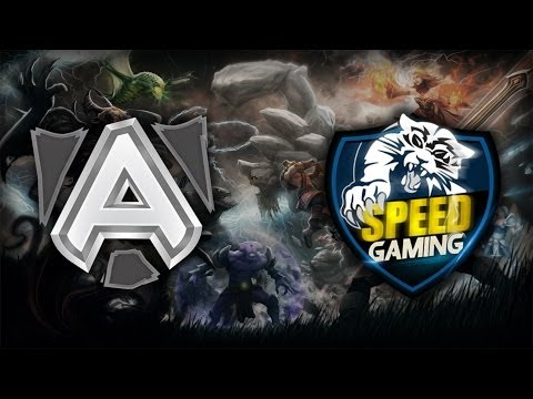 Alliance vs Speed Gaming Final Highlights | Dota 2 Champions League