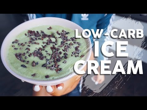 Low carb diet - Low Carb Protein Ice Cream