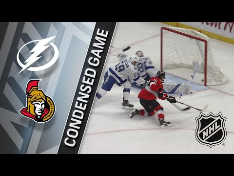 01/06/18 Condensed Game: Lightning @ Senators