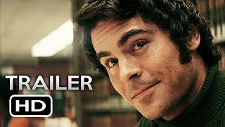 EXTREMELY WICKED SHOCKINGLY EVIL AND VILE Official Trailer (2019) Zac Efron, Lily Collins Movie HD
