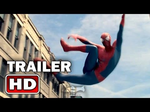 1080p - The Amazing Spider Man 2 OFFICIAL Trailer [HD 1080p] ➨ Join us on Facebook http://facebook.com/FreshMovieTrailers + Avengers 2 & Super-Heroes ➨ http://www.yo...