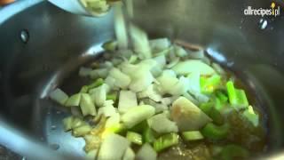 Zupa krem z brokułów - przepis