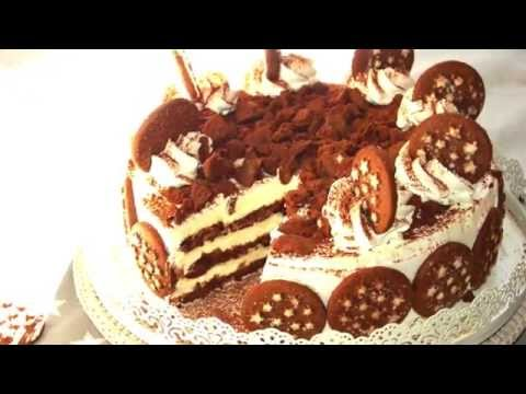 video ricetta: torta pan di stelle
