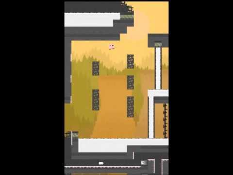 City Meltdown - Meat Boy (map pack) - Level E9 (видео)