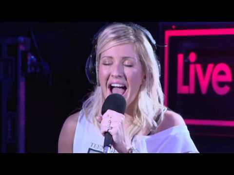 burn - Ellie Goudling performs 'Burn' in the Live Lounge for Fearne.